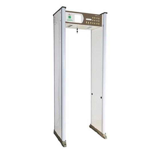 MY-500B   豪华液晶安检门